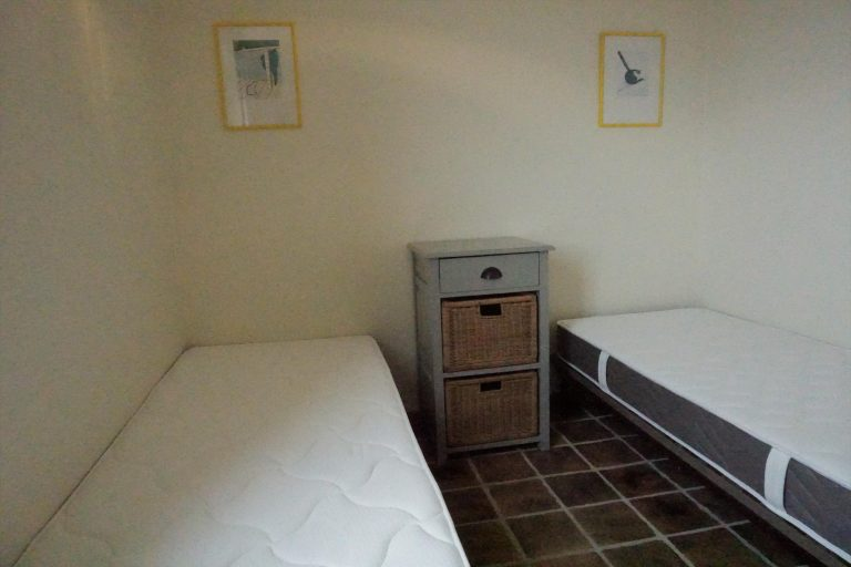 2-persoons slaapkamer (Kinder)